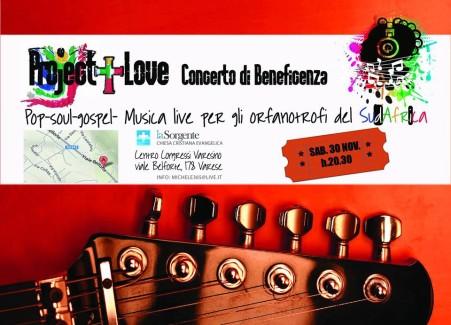 Musica live per gli orfanotrofi del Sud Africa